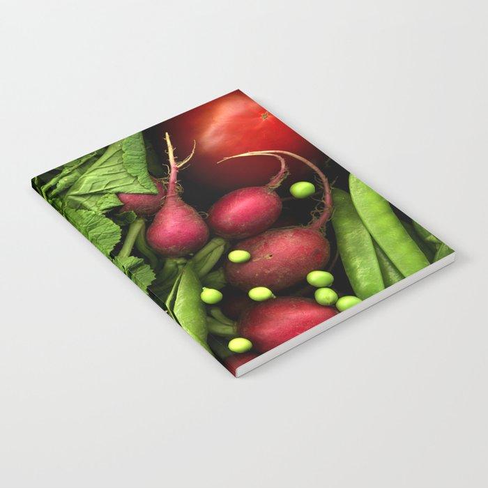 Summer Salad Notebook