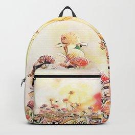 Little Gold Finch Backpack