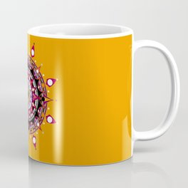 Mandala 010 Coffee Mug