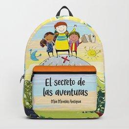 El Secreto de las Aventuras Backpack