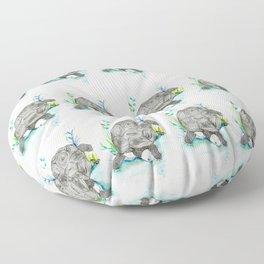 Turtle Floor Pillow