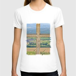 Window To The Luberon T-shirt