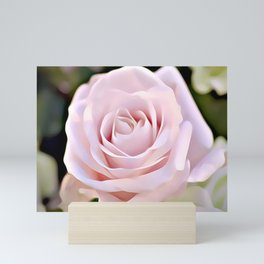 Pink Blush Mini Art Print
