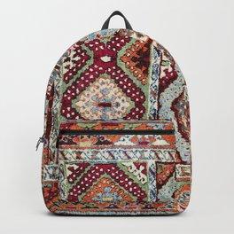 Gaziantep  Antique Turkish Rug Print Backpack
