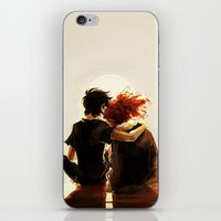 viria iPhone & iPod Skins featuring hey brother by viria