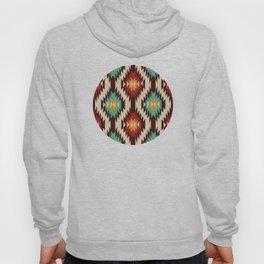 American Native Pattern No. 182 Hoody
