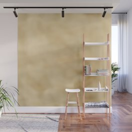 Pale Mottled Champagne Foil Wall Mural