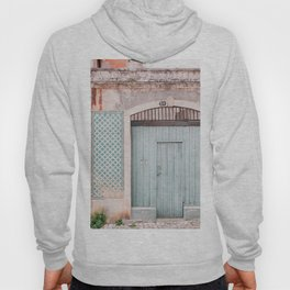 The mint door Hoody
