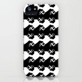 Geo Hornet iPhone Case