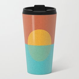 MINIMALIST_sundown Travel Mug