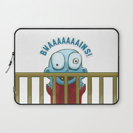 Nobody puts Baby Zombie in a corner! Laptop Sleeve