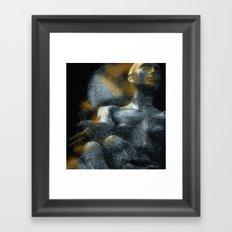Know Thyself Framed Art Print
