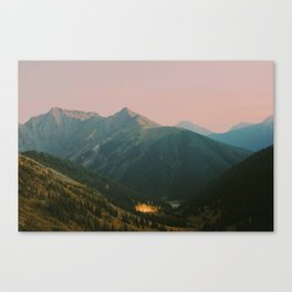 """Untitled"" Canvas Print"