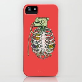 Grenade Garden iPhone Case