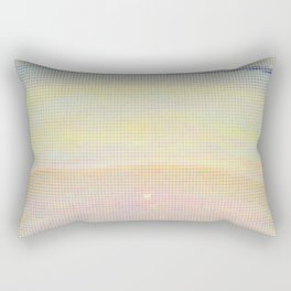 Saturn Rectangular Pillow