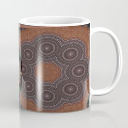Some Other Mandala 495 3D spin-off Coffee Mug