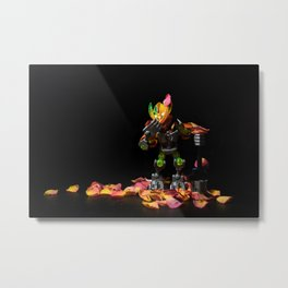 tactical error Metal Print
