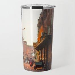 Rising Crescent (Marrakech) Travel Mug