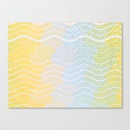 Loose Stones Canvas Print