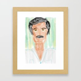 Calle Ocho Framed Art Print
