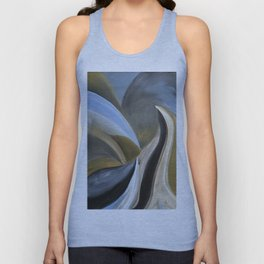 Crushing Waves Unisex Tank Top