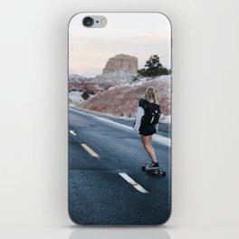 road cruse iPhone Skin