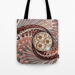 The wheel of destiny Tote Bag