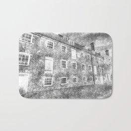 House Mill Bow London Vintage Bath Mat