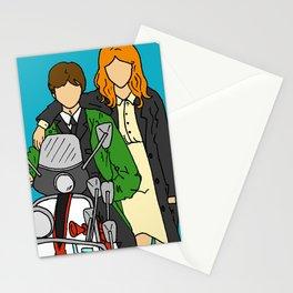 Quadrophenia - 1960 Mods Stationery Cards