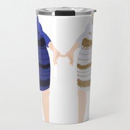 The Dress Travel Mug