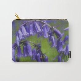 Bluebell Arch Carry-All Pouch