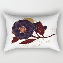Hellebore Rectangular Pillow
