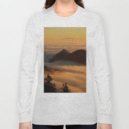 sea of fog Long Sleeve T-shirt