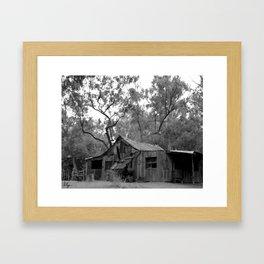 Rustic West Framed Art Print