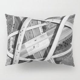 Spaghetti Junction Pillow Sham