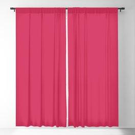 Azalea pure solid color Blackout Curtain