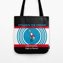 Etgar's Ice Cream Tote Bag