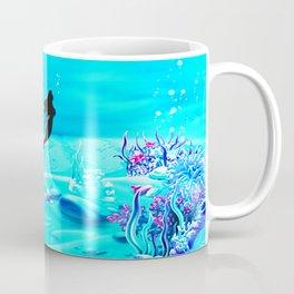Beauty Light Mermaid Coffee Mug