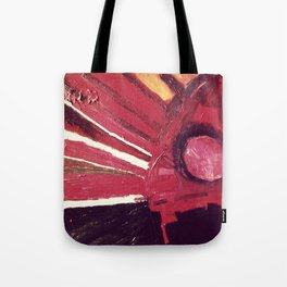 Behind the Shutter Tote Bag