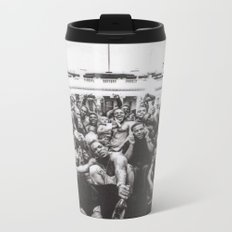 To Pimp a Butterfly Metal Travel Mug