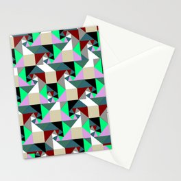 How to make an American quilt Stationery Cards