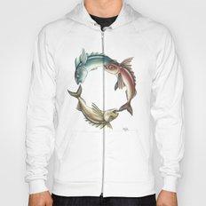 Circle of Fish Hoody