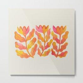 Sunshine bloom Metal Print