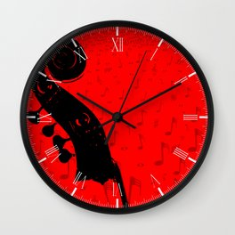Classical Music Wall Clock