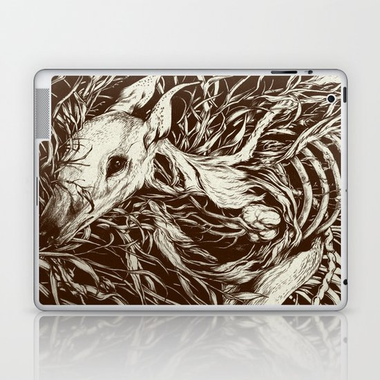 doe-eyed Laptop & iPad Skin