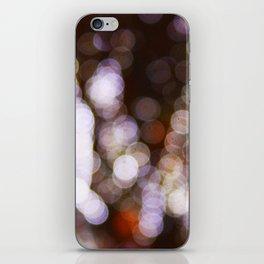 Tree Bokeh iPhone Skin