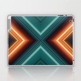 Cyberpunk Garden Laptop & iPad Skin