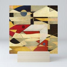 """Quanto """"Vale"""" o Rio (What value of a river) Mini Art Print"""