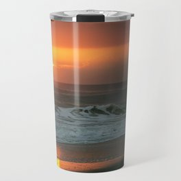 Ocean Sunrise Travel Mug