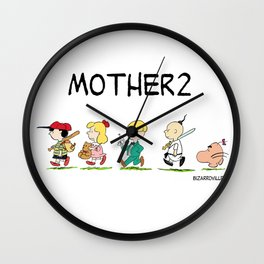 Ness and His All Stars Wall Clock